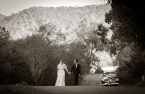 Wedding in Wandiligong