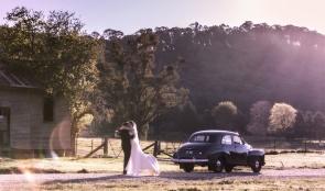 Wedding Photographer in Bright
