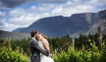 Boyntons Feathertop Winery Wedding