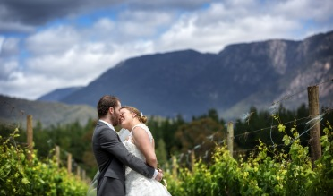 Boyntons Feathertop Winery Wedding