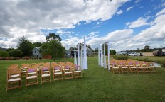 Pizzini wedding ceremony
