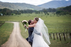 Wedding at Feathertop winery 3
