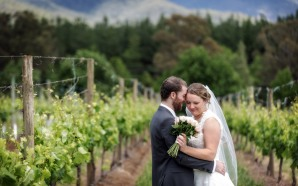 wedding at Feathertop Winery