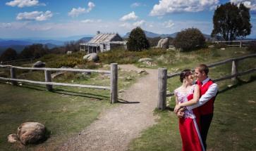 Craigs Hut Wedding Photos 6