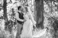 Wedding photography in Bright