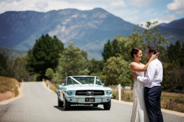 Mt Buffalo Wedding