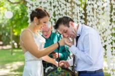 Wedding at Pioneers Garden Cottages