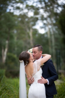 Wedding photo at Mt Buffalo