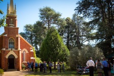 Bright uniting church wedding 2