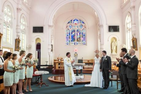 St Joesphs Benalla Wedding