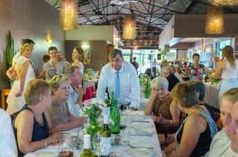 Wedding at Rinaldo's