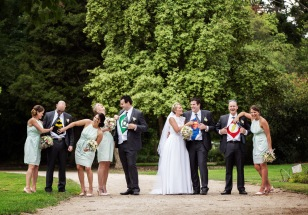 wedding in Benalla 2