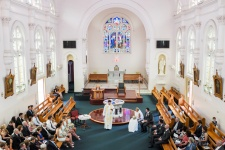 Wedding St Joesphs Benalla