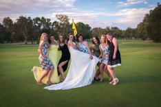 Yarrawonga Mulwala Golf Club Weddings 25