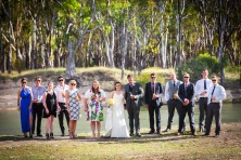 Yarrawonga Mulwala Golf Club Weddings 5