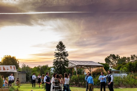 Wedding Reception in Wangaratta