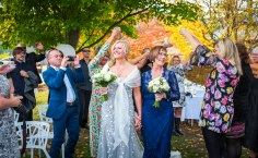 Boyntons feathertop wedding