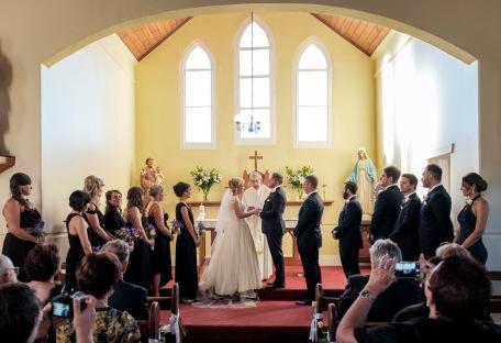 Burramine Church Wedding 2