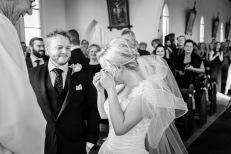 Burramine Church Wedding