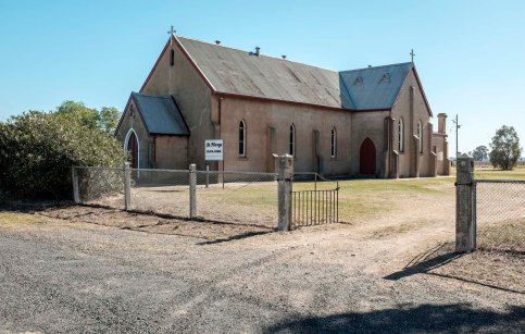 Burramine Church