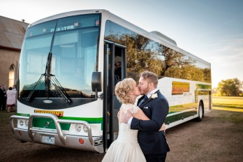 Thompson Bus Lines for weddings