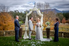 Wedding at Feathertop winery 2