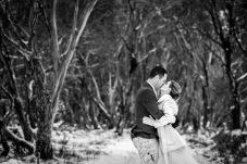 Australian Weddings in the snow