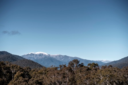 Mt Feathertop from Germantown