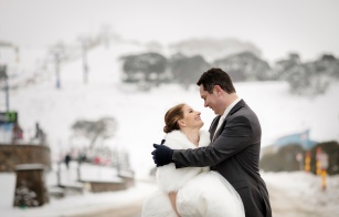 Mt Hotham wedding photos 4