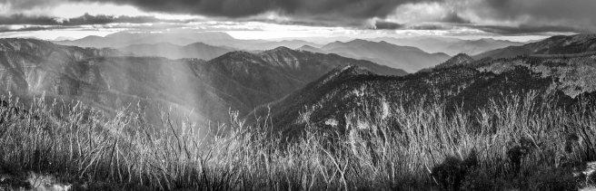 Victorian Alps Panorama