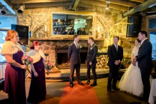 Wedding at Rundells Dinner Plain 4