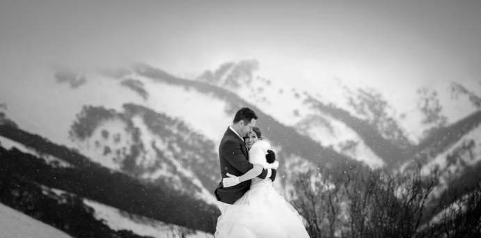 Wedding Photos Mt Hotham 2