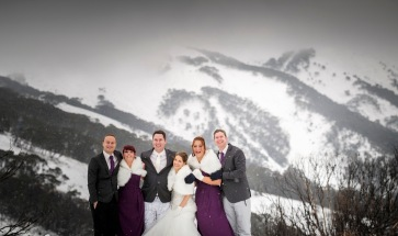 Wedding Photos Mt Hotham 4