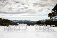 Wedding at Dinner Plain