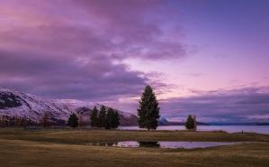 Lake Tekapo Sunset