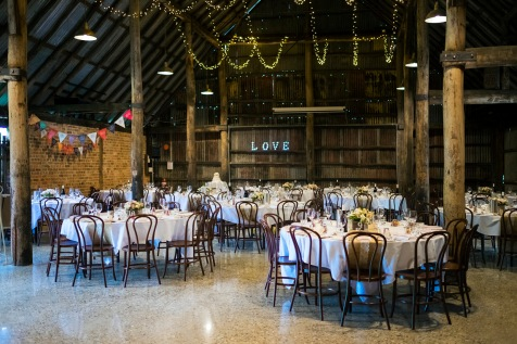 Brown Brothers Barn Wedding 8