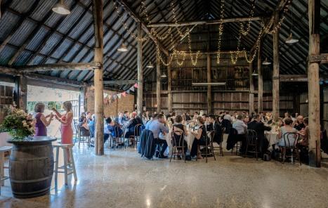 Brown Brothers Barn Weddings 11