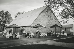 Brown Brothers Winery Barn 7