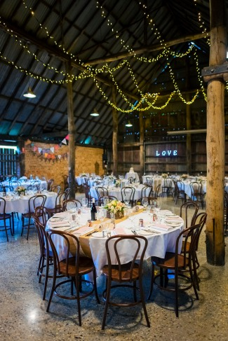 Brown Brothers Winery Barn Wedding 4