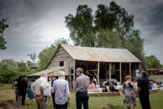 Milawa Mustards Barn Wedding