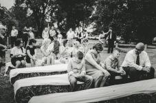 Milawa Mustards Wedding Ceremony