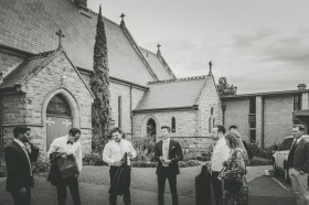 St Patricks Wangaratta Wedding