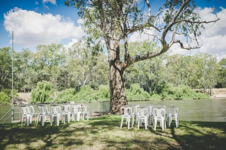 A wedding Ceremony in Corowa