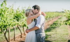 Rutherglen winery wedding photos