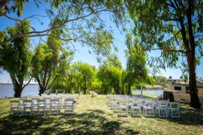 Weddings at the Yarrawonga Yacht Club