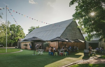 Brown Brothers Winery Barn Wedding 5