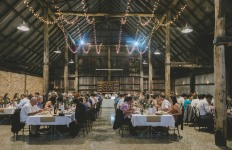 Brown Brothers Winery Barn Wedding 6