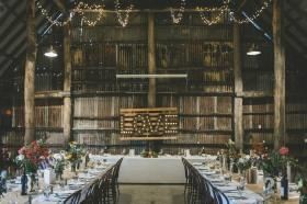 Brown Brothers Winery Barn Weddings 3