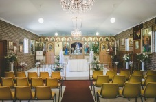 Greek Orthodox Wedding in Wangaratta
