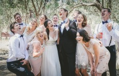 Violet Town Wedding